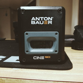 Rent Anton Bauer CINE 90 VM Battery