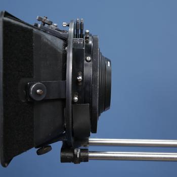 Rent Arri MB12 4x5.6 Studio Mattebox