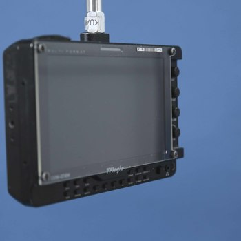 "Rent TV Logic 7"" Monitor"