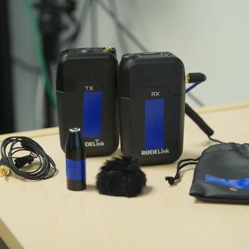 Rent Rodelink Wireless Filmmaker Kit (1 of 2)
