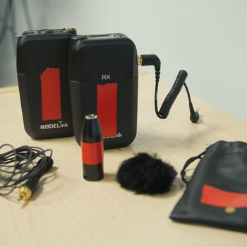 Rent Rodelink Wireless Filmmaker Kit (2 of 2)