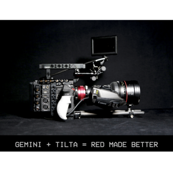 Rent RED Gemini with Tilta Cage