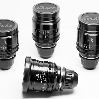 Rent Cooke mini s4/i T2.8 PL Prime Set