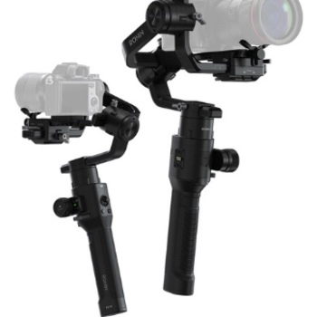 Rent DJI Ronin S single hand gimbal