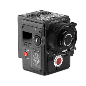 Rent RED Dragon 6k EF Mount Package