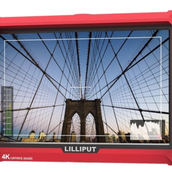 "Rent Lilliput 4k-compatible 7"" Wireless Director Monitor (Hollyland Mars 300)"