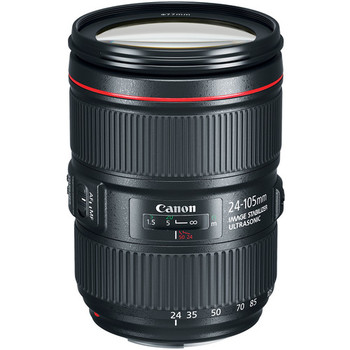 Rent Canon EF 24-105mm f/4L IS II USM Lens