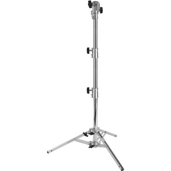 Rent Impact Lowboy Steel Stand with Combo Head (6.5′)