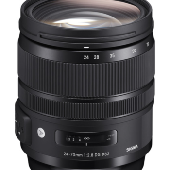Rent Sigma 24-70mm f/2.8 DG OS HSM Art Lens