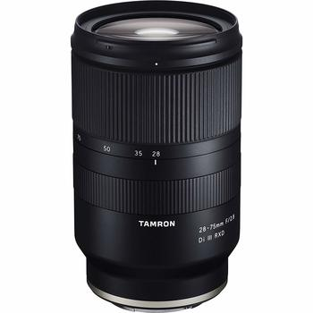 Rent Tamron 28-75mm f/2.8 Di III RXD for Sony E