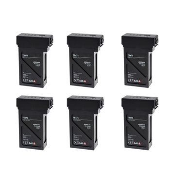Rent DJI TB47S Batteries for Matrice 600 Drone (6-Pack)