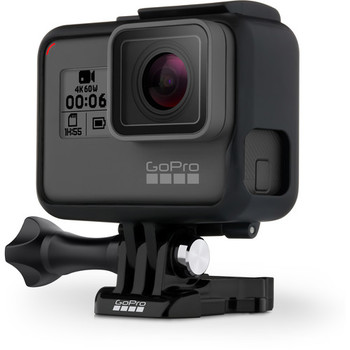 Rent GoPro Hero 6 Black with Accessories