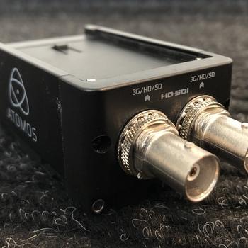 Rent Atomos Connect HDMI to HD-SDI Converter