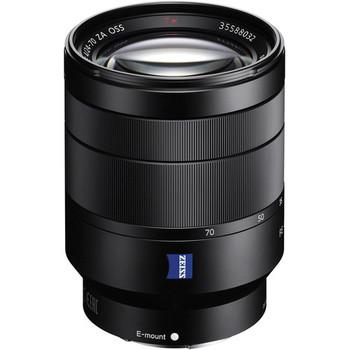 Rent Sony Vario-Tessar T* FE 24-70mm f/4 ZA OSS Lens