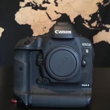 Rent Canon 1dx mk2 - Fantastic condition.