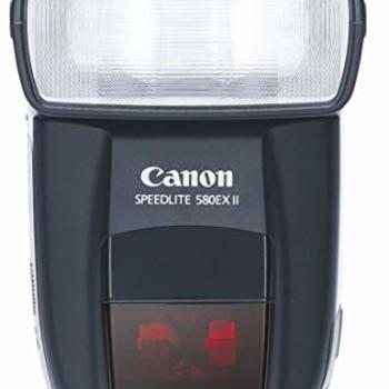 Rent Canon 580ex II
