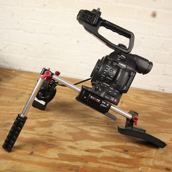 Rent Canon C100 Mark II Package w/ Shoulder Rig Kit