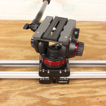 Rent Edelkrone Slider (Medium) with Manfrotto Fluid Head