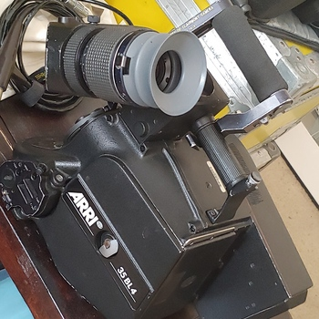 Rent Arriflex 35BLIVs 4 perf 35mm FILM camera!