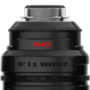 Rent Red Pro Prime Lens Set