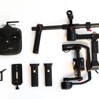 Rent DJI Ronin-M w/accessories and Pelican Case