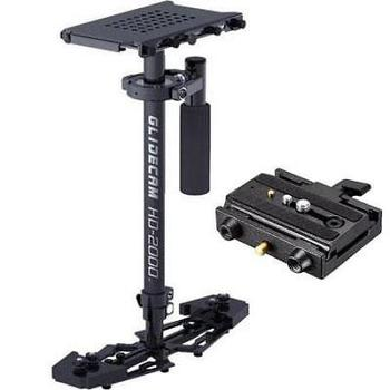 Rent Glidecam HD2000 with Manfrotto QR Plate