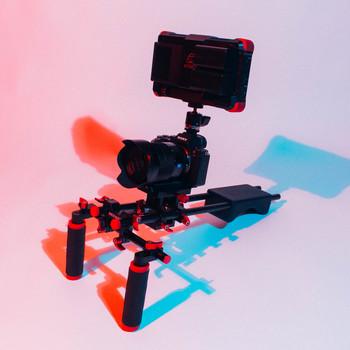 Rent Sony a7s II (Run & Gun Kit) Monitor + Lens + Shoulder Rig