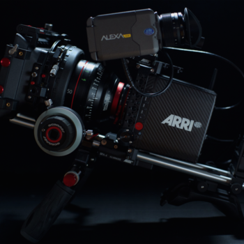 Rent Alexa Mini with accessories