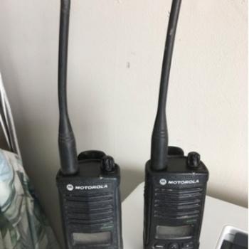 Rent 2 Motorola RDU4160d 16 Channel Walkie Talkies Radios