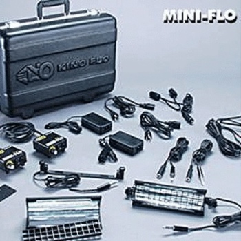 "Rent Kino Flo 9"" Mini-Flo Kit Car Kit"