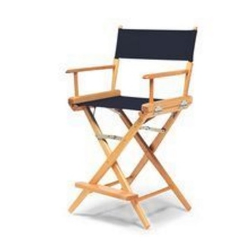 Rent 8 Telescope Tall Directors Chairs