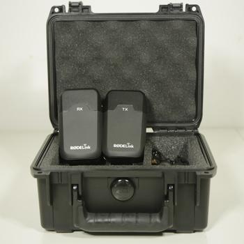 Rent RodeLink Wireless Filmmaker System with Case Kit x2