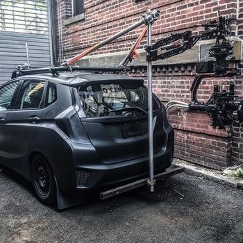 Rent Dampener Arm + Honda Fit Camera Car + Ronin 2 + Full Team