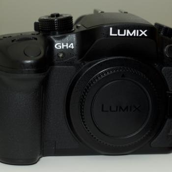 Rent Panasonic Lumix Gh4 (4K) Body Only