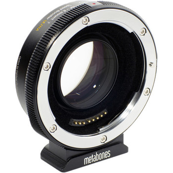 Rent Metabones EF to E Mount Speed Booster