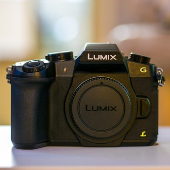 Rent Panasonic Lumix G85 4K Camera Body