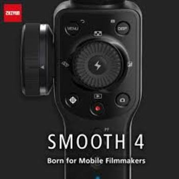 Rent Zhiyun ‑ Smooth 4 3‑Axis Handheld Gimbal Stabilizer