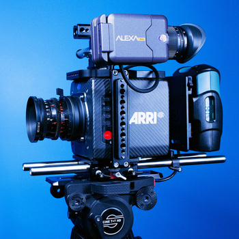 Rent ARRI Alexa Mini Ready To Shoot Kit