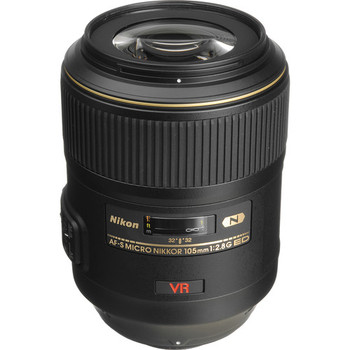 Rent Just purchased! AF-S VR Micro-NIKKOR 105mm f/2.8G IF-ED Lens