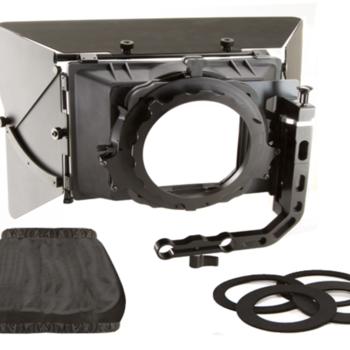 Rent Shape 4x4 swing away matte box kit for 15mm rods
