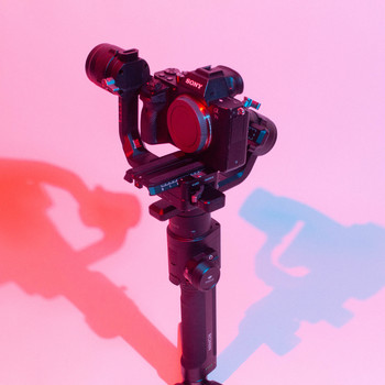 Rent DJI Ronin-S + Sony a7s II (Body)