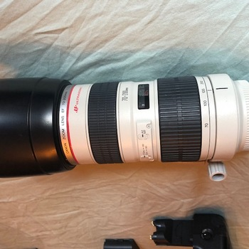 Rent Canon 5D Mark ii with 3 lenses and more. FULL PACKAGE