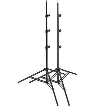 Rent 2X Cushioned Light Stands