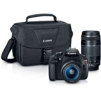 Rent Canon EOS Rebel T5 Two Lens Bundle & More