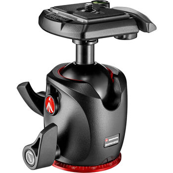 Rent Manfrotto XPRO Magnesium Ball Head with 200PL