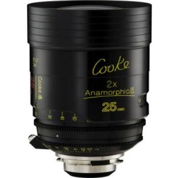 Rent Cooke 25mm T2.3 Anamorphic/i Prime Lens (PL Mount)