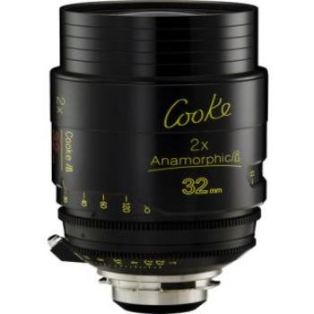 Rent Cooke 32mm T2.3 Anamorphic/i Prime Lens (PL Mount)