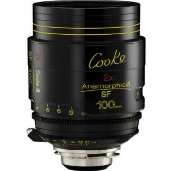 Rent Cooke 100mm T2.3 Anamorphic/i SF Prime Lens (PL Mount)