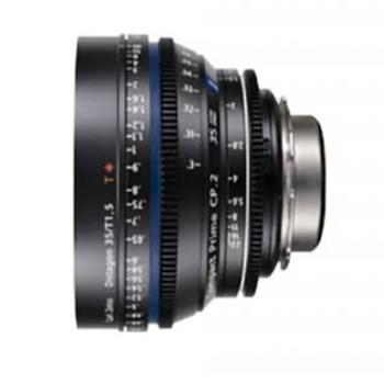 Rent Zeiss Compact Prime CP.2 35mm/T1.5 Super Speed