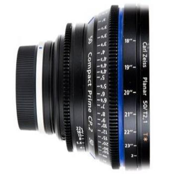 Rent Zeiss Compact Prime CP.2 50mm/T1.5 Super Speed